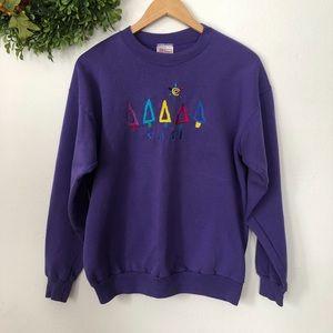 Vintage Vail, Colorado Crew Sweatshirt